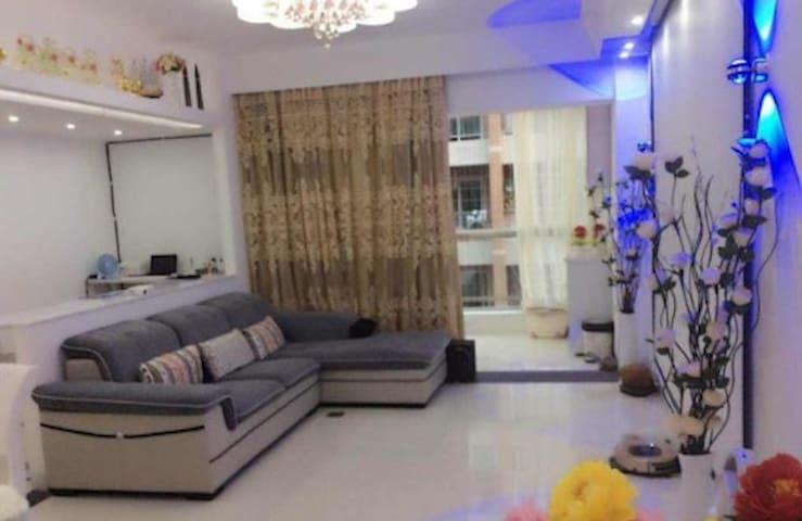 干净卫生,环境优美,设施齐全,拎包入住 - Weihai - Wohnung