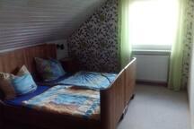 Gästezimmer in Privatwohnung