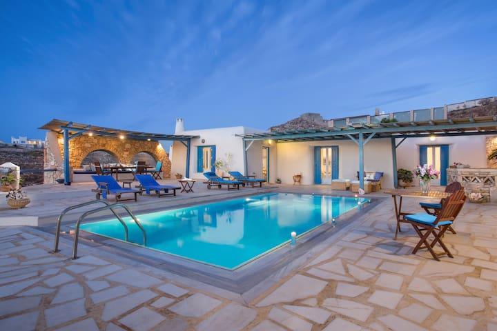 Villa Celestia Mykonos