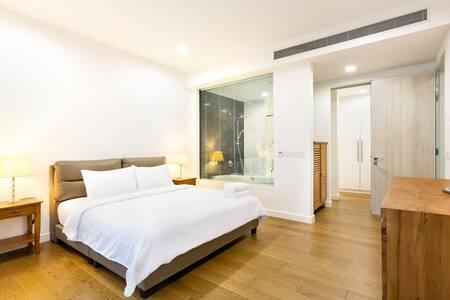 1-bed condo Imperia Puteri Harbour, 19th floor