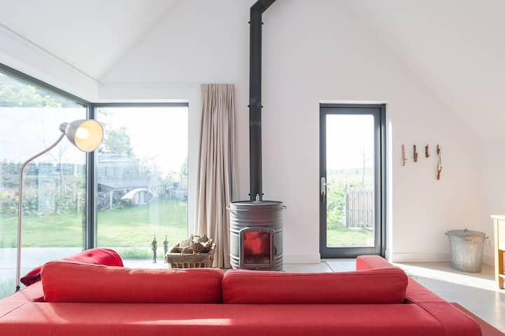 Barn style appartment in the polder