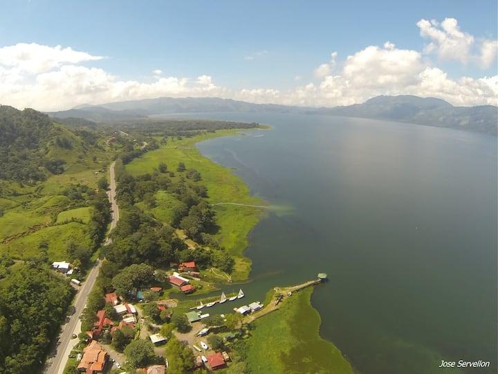 Honduyate, Lago de Yojoa, Honduras