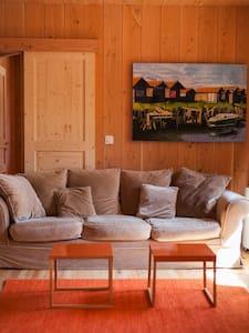Cap Ferret maison bois tout confort