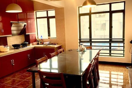 204sale 30square sunshine downtown station in 200m - Shanghai - Huoneisto