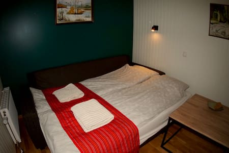 Room in Longyearbyen