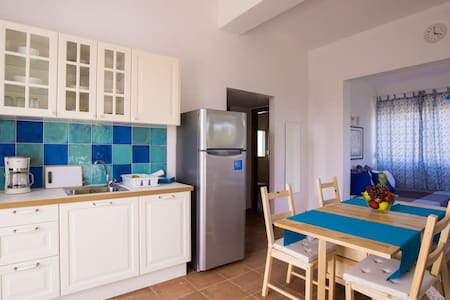 Maresi Apartment Sea View - Paradisos