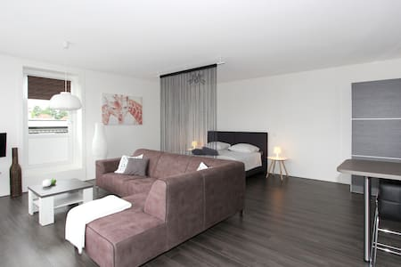 A luxury studio in the centre of Papendrecht - Papendrecht - Wohnung