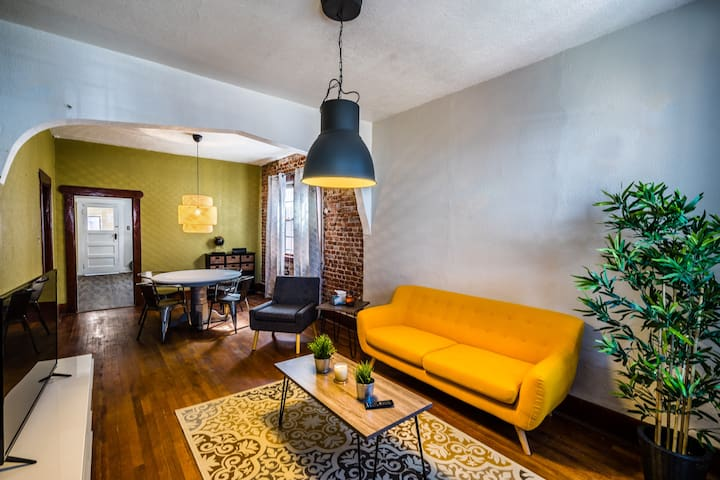 Hip Historical Home in LoHi