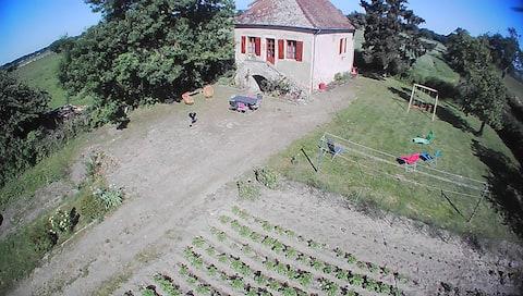 Maison de campagne, proche de Paray le Monial
