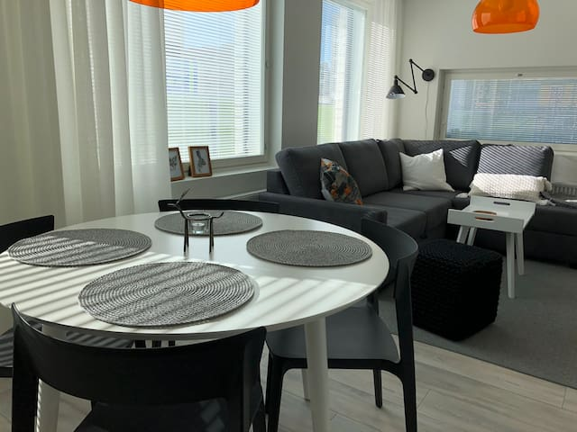New City Apartment - Nurmela