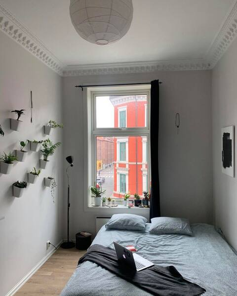 Cozy Room in central Grünerløkka