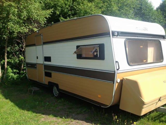 Retro Campingvogn