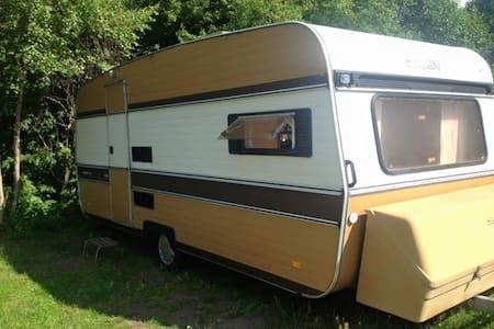Retro Campingvogn - Hurdal - Outros