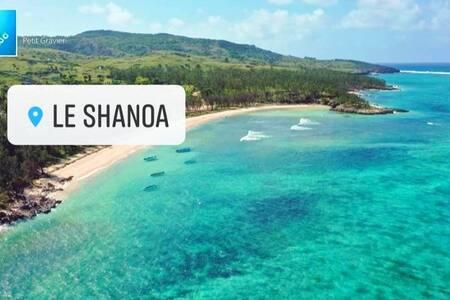 Le Shanoa - Graviers - île Rodrigues