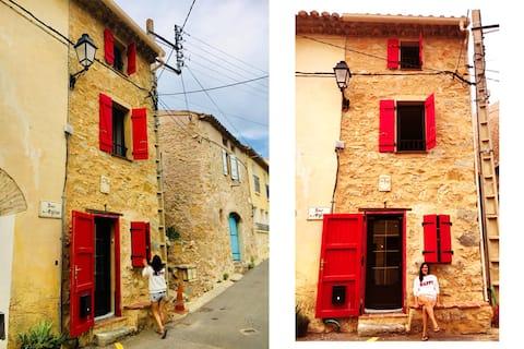 Jolie maison village 4 couchages &Terrasse à Fitou