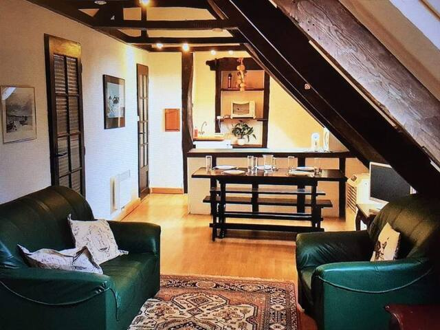 Hayloft - cosy apartment