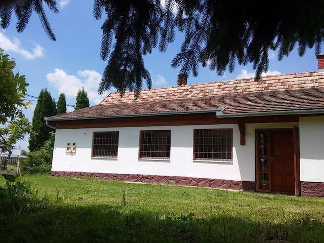 Family House at Spiritual Vegetarian Eco Village