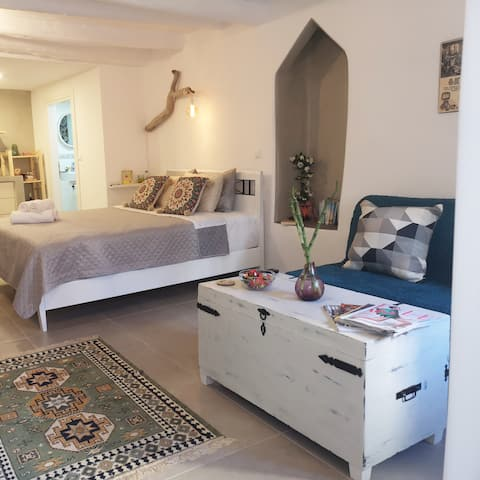 Charming studio in the center of Parga