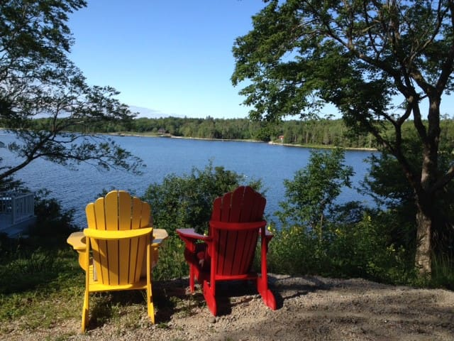 Beach Cove Chester - near Lunenburg & Mahone bay