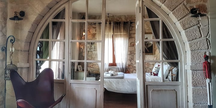 Luxurious Stone House in Elani
