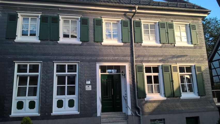 "FEWO Hückeswagen ""Das Historische"" Altstadt"
