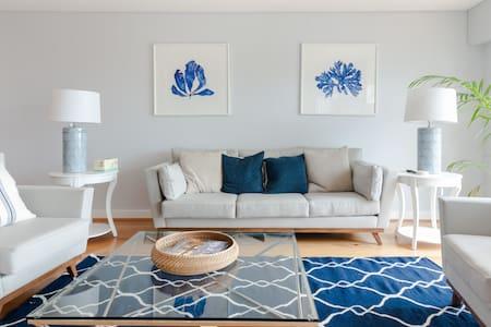 Luxury Beachfront Apartment with Uninterrupted Ocean Views