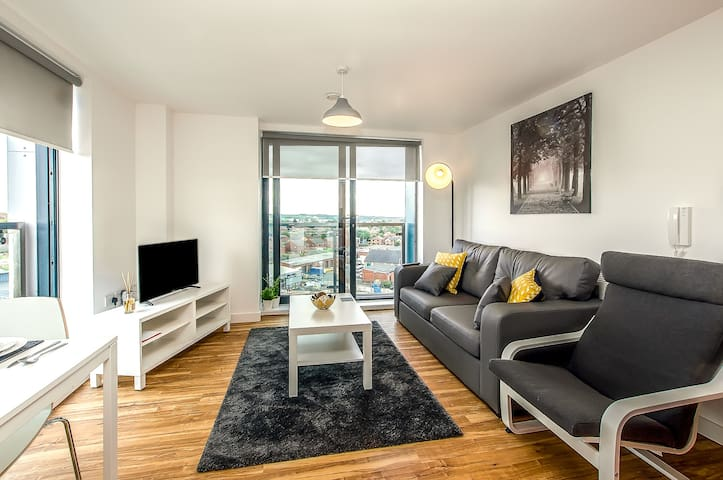 Urban Square Apartment Leeds City Centre