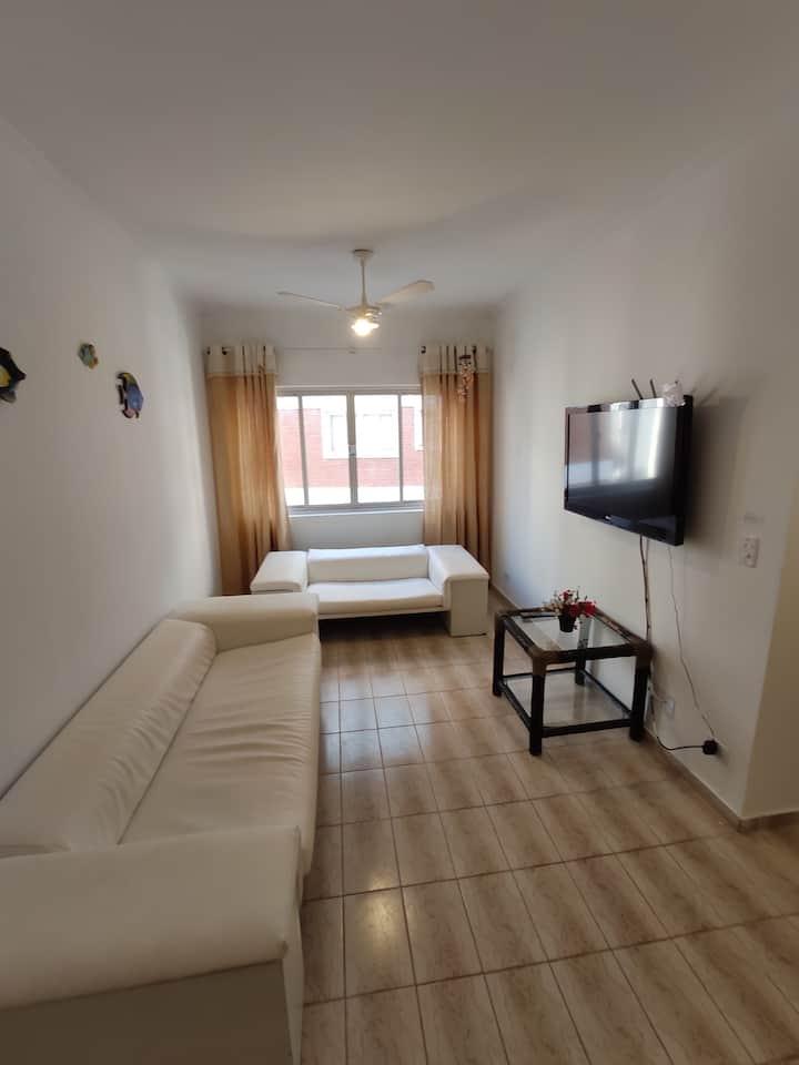 Apartamento amplo e confortável com 3 suítes
