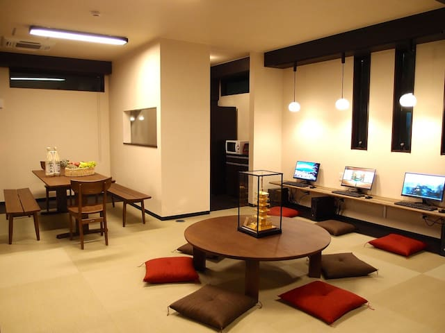 Bed in 10-Bed Dormitory2