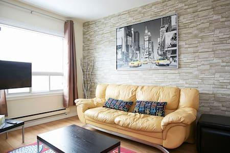 Condo moderne 2 chambres. - Montréal - Wohnung
