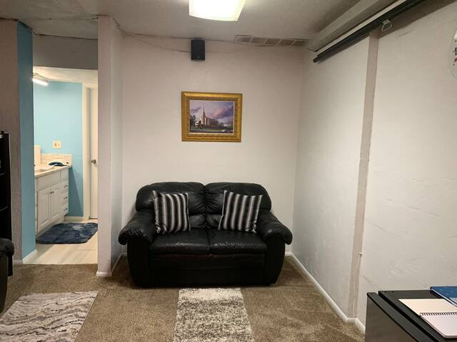 TV Room with Loveseat