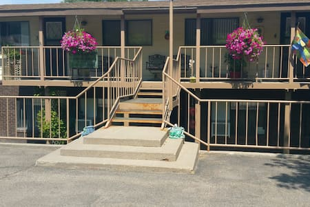 Cedar Springs Condos F1 - Lava Hot Springs - Daire
