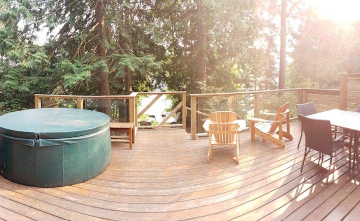 Magic Lake Cottage