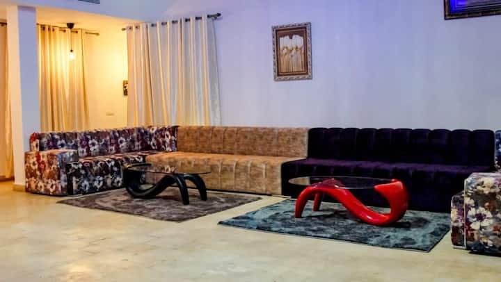 Villa Bab Atlas 3 - 10 pers - 5 suites - Piscine