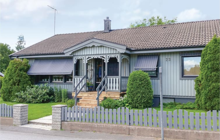Holiday cottage with 3 bedrooms on 214m² in Vimmerby