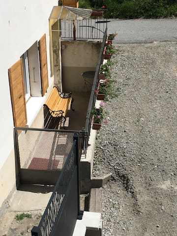 Appartement Le Chatel -Montvernier