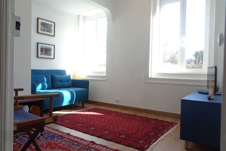 Belem 77 - historic area, cosy, wifi, free parking - Lizbona