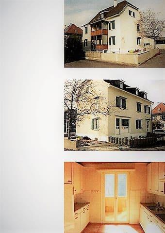 Wohnung zum Vermieten - Muttenz - Daire