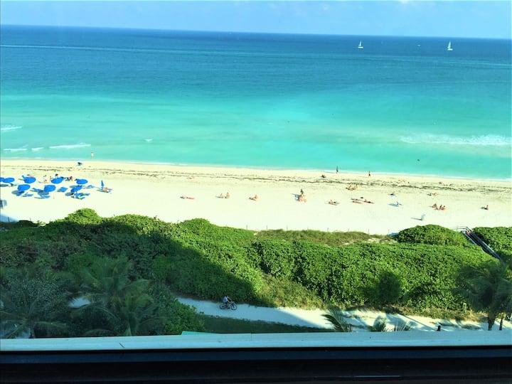 Ocean View133 Penthouse Kitchen Wi-Fi