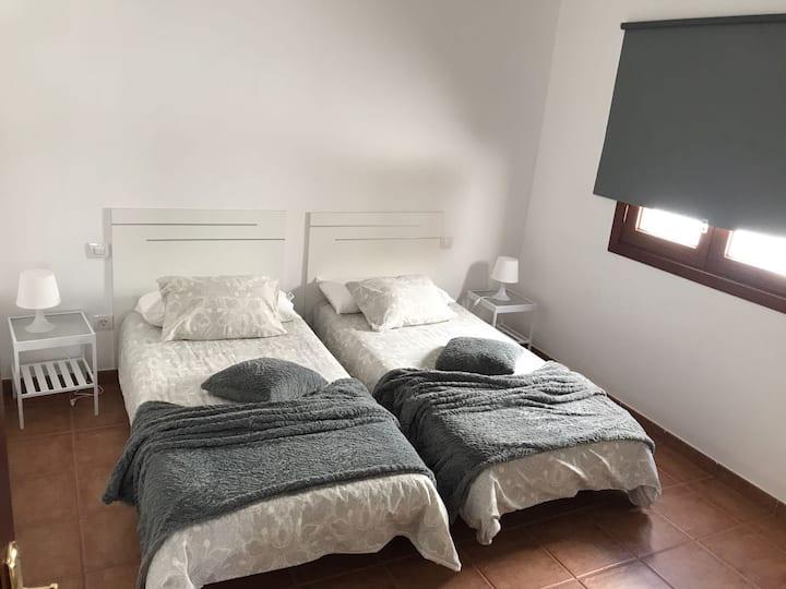 Los Rostros Apartment