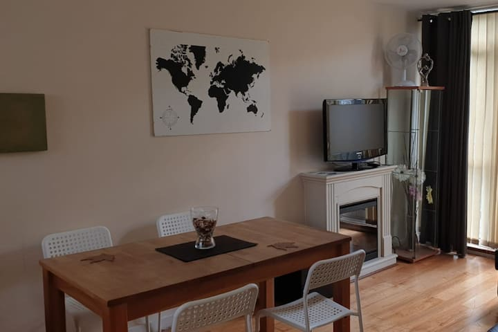 Flat near St Pancras, Kings Cross and Euston