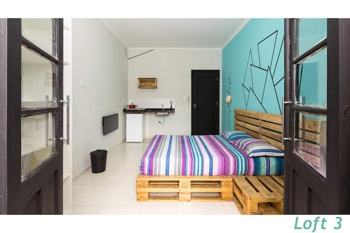 Studio completo e independente na Mooca, São Paulo