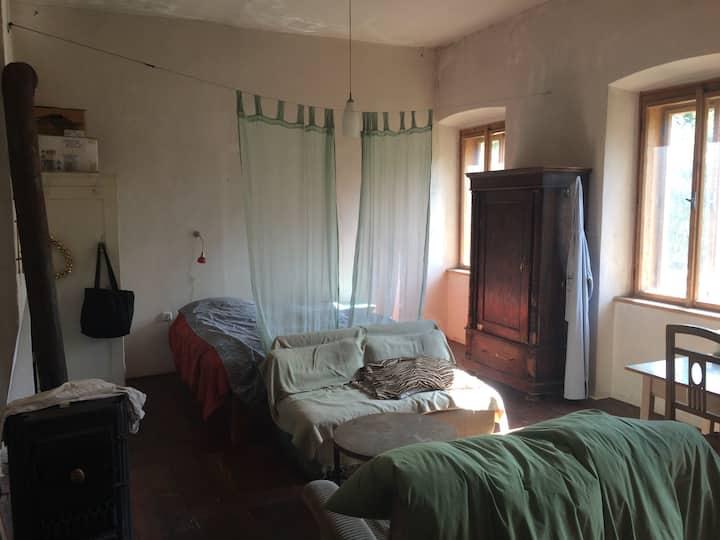 CESTA Hilarys room