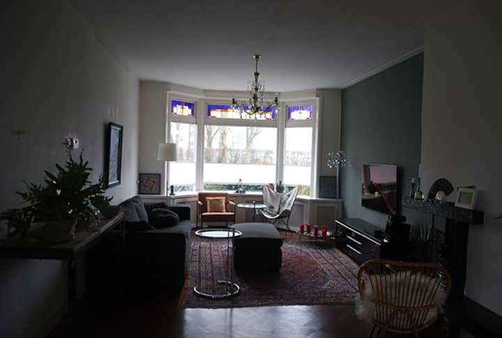 Beautiful house in Haarlem and near F1 Track
