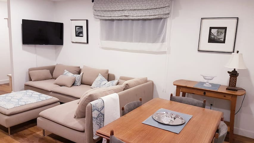 New 2 BDR Suite - Modern, Clean, and Convenient