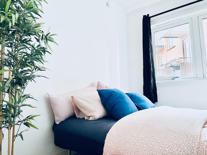 **CENTRAL** FREE PARKING**COMFORTABLE