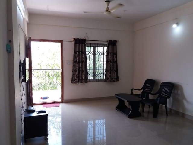 Furnished 1 Bed Room Hall Kitchen