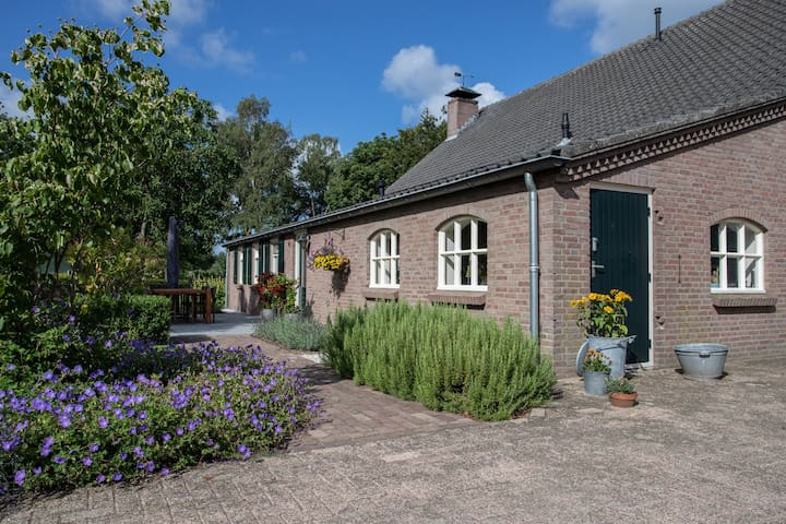Royaal appartement in het buitengebied van Nuenen
