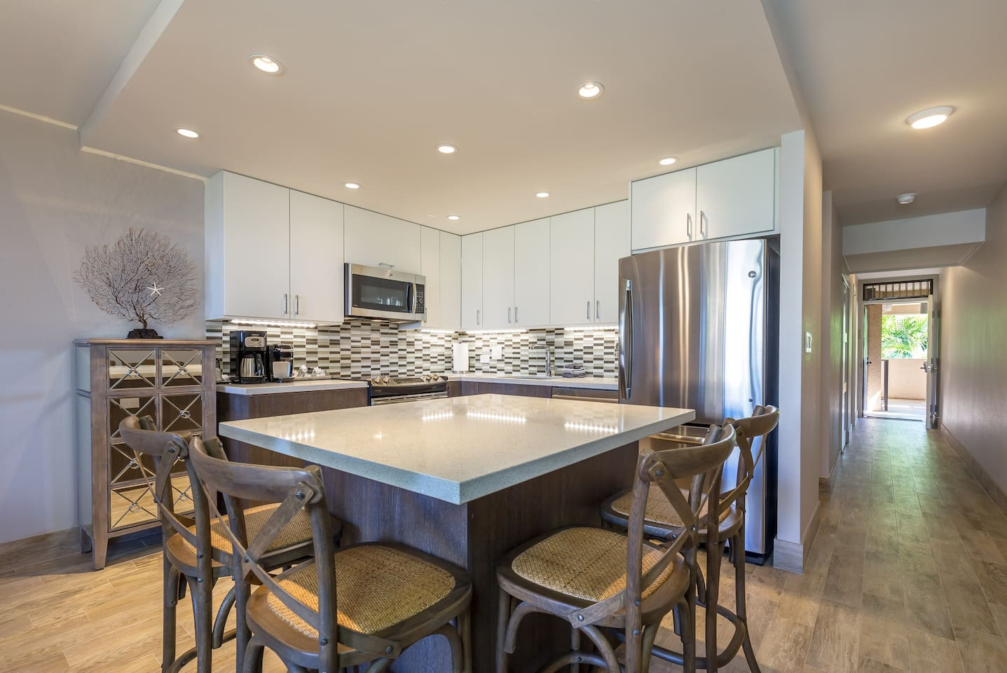 Exquisite Remodel With Brand New Modern Finishes