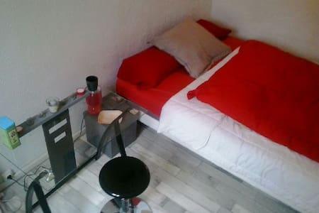appartement bourgeois bon accueil! - Wohnung